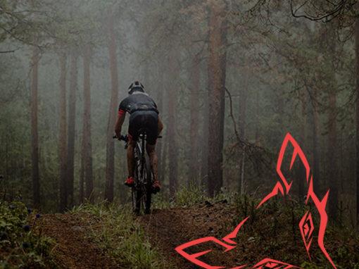 Wolf Bike Racks Branding