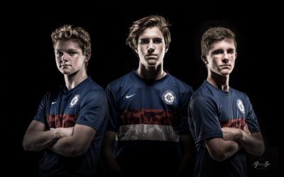 Utah Youth Soccer Studio Photography – Utah Sports Photographer