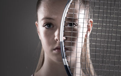 Tennis Portraits – Utah County Photographer