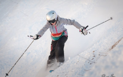 Family Ski Day – Utah Ski Photographer