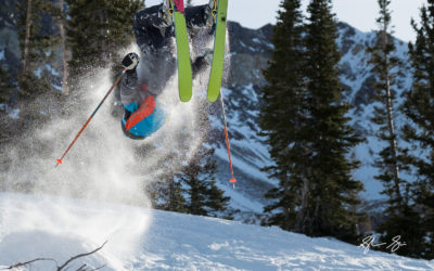 Back Flips and More – Utah Ski Photographer