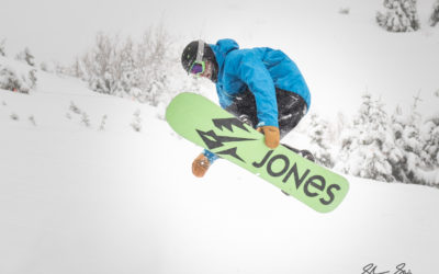 White Wednesday Powder Day – Utah Ski Photos